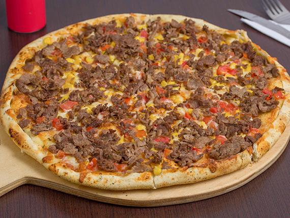 Pizza churrasco