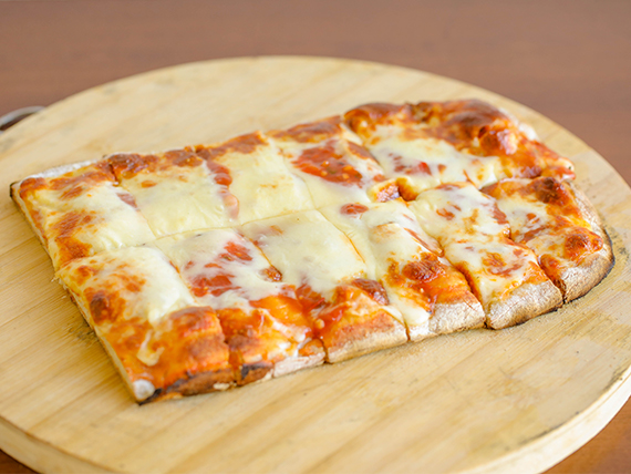 Pizzería - Pizza mozzarella