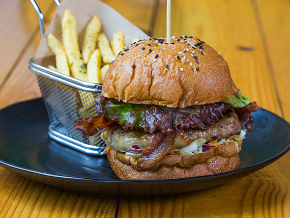 Devoro burger