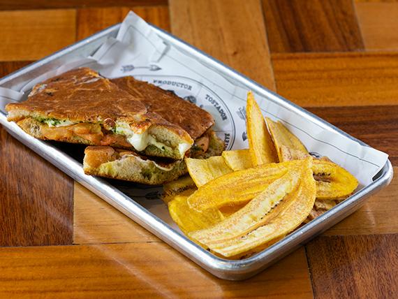 Sandwich Mozzarella