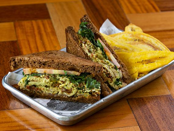 Sandwich Pavo Club