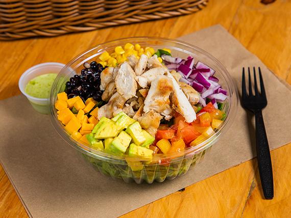 Guey Salad
