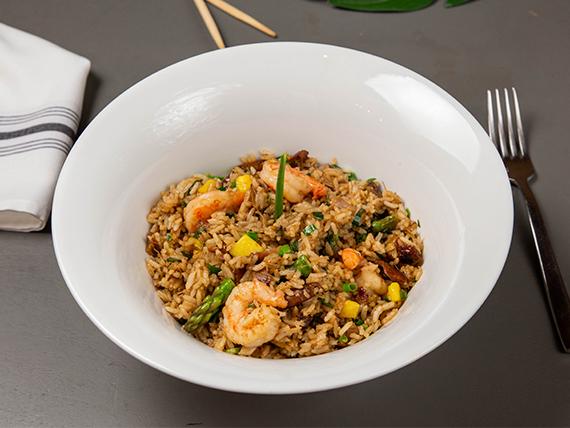 Chin Chin Fried Rice