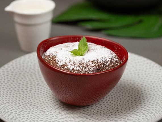 Lava Cake Choco Caramelo