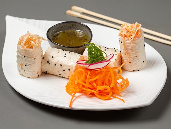 Yoo Kani Roll