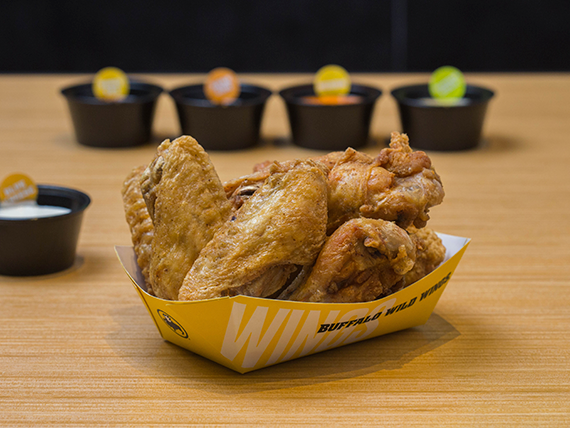 Kids Traditional Wings