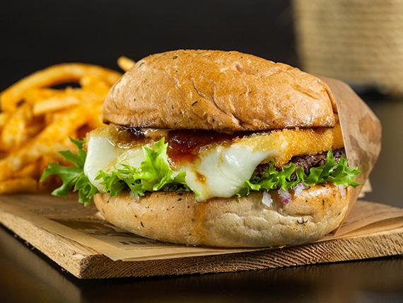 Debutonta burger