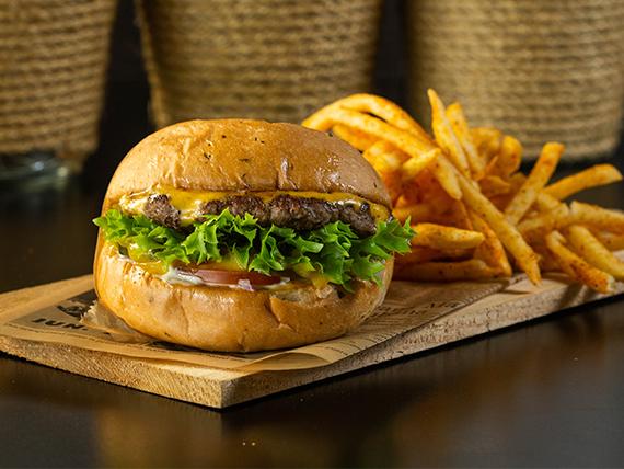 La Gringuita Burger