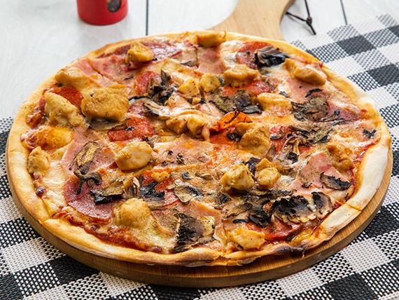 Pizza Combinazione Gemelli's