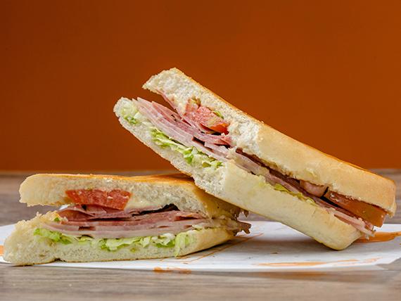 "Sandwich Super Especial 8"""