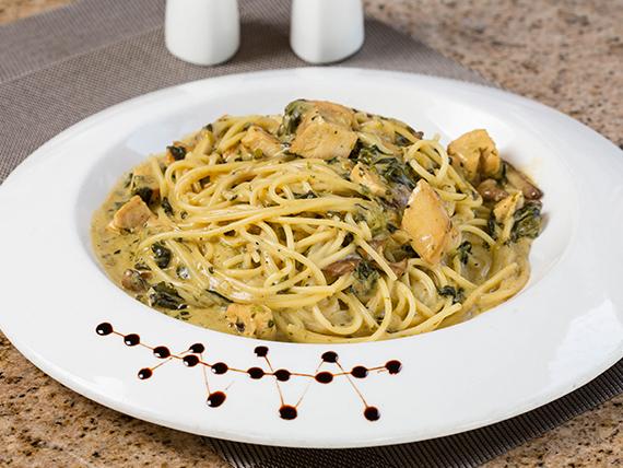 Spaghetti a la Reina