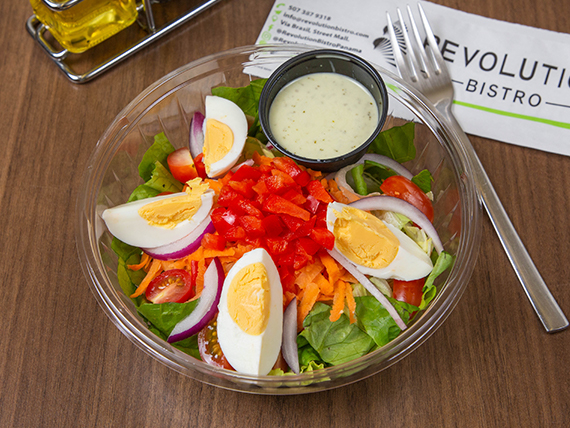 Revolution Veggie Salad