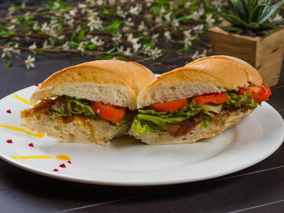Sandwich Hip Veggie