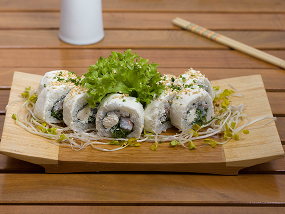 Ebi chesse roll