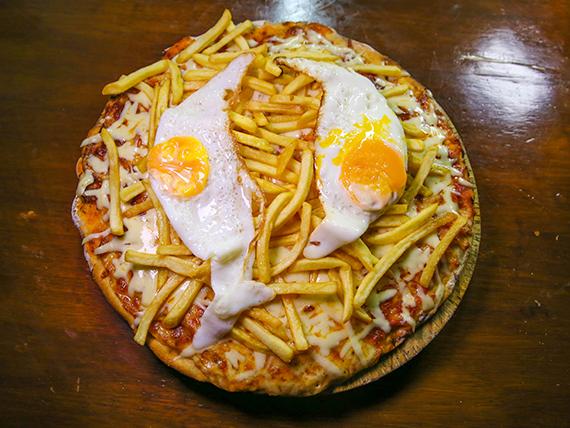 Pizzeta maiale