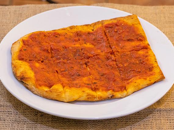 Pizzería - Pizza común (porción)