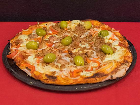 Pizza galiziano