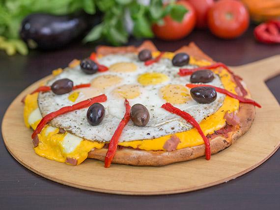 Pizza poke mongou grande