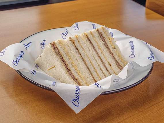 Sándwich vithel thoné