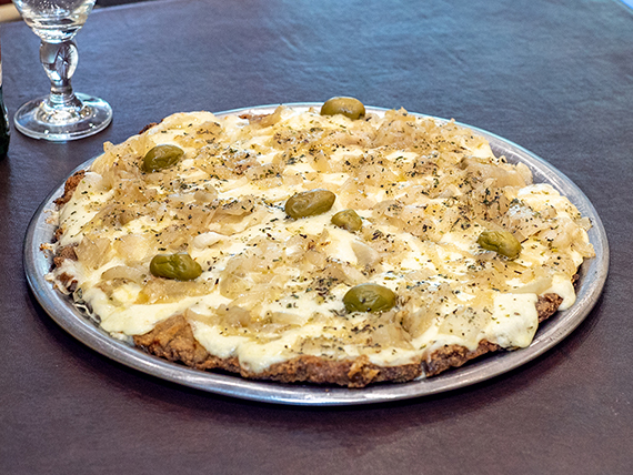 Pizzanesa fugazzetta