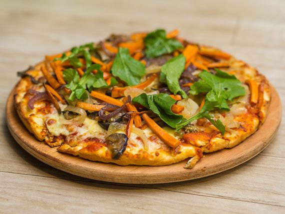 Pizzeta Vegetariana