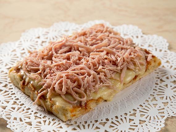 Pizza especial (8 porciones)