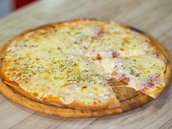 Pizzeta Italiana con muzzarella