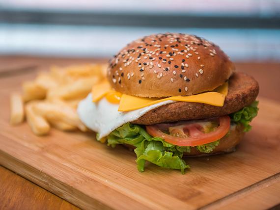 Burger Power Veggie