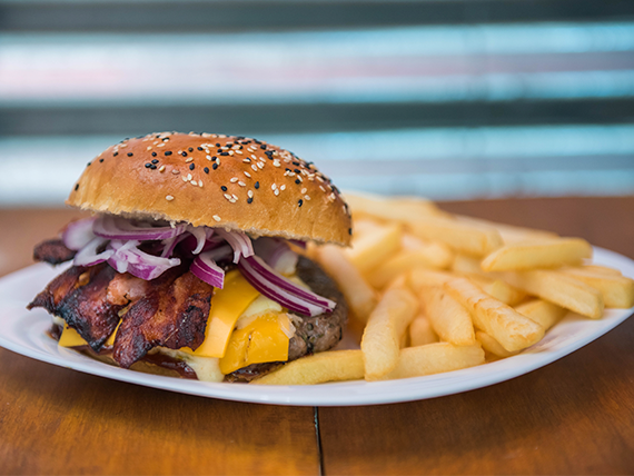 Burger ByPass Love