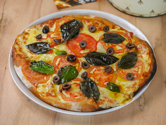 30 - Pizzeta capresse