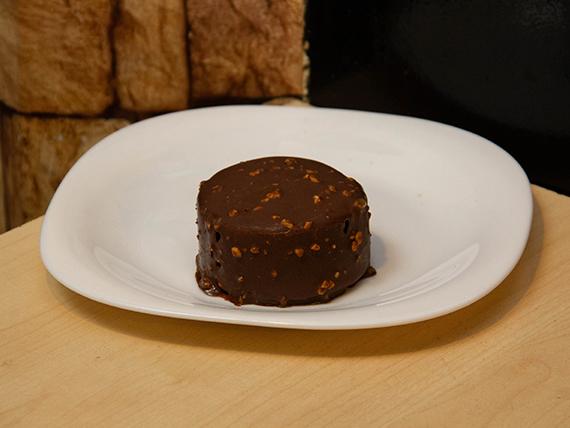 Bombón escoces de chocolate