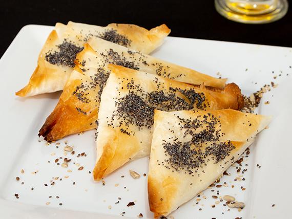 Boreka de queso y ricota (unidad)