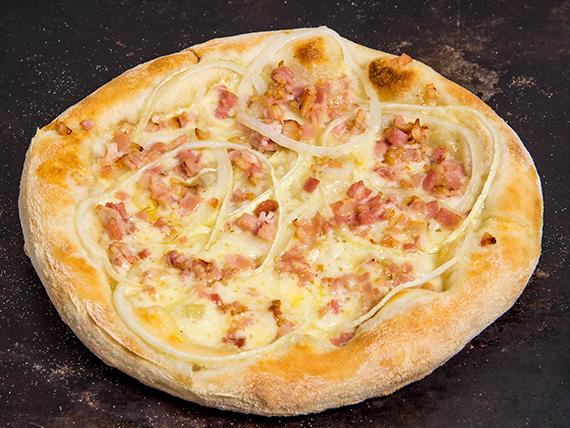Pizza boccione mediana