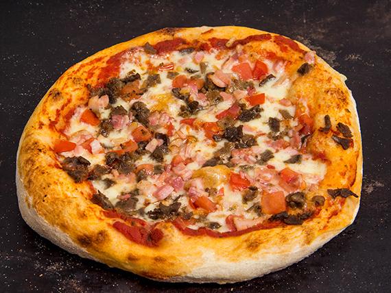 Pizza Il Romano mediana