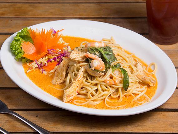 Spaghetti khang dang