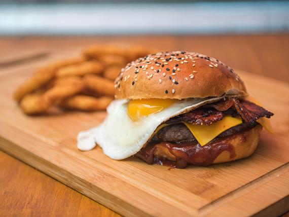 Promo - Burger Elevator