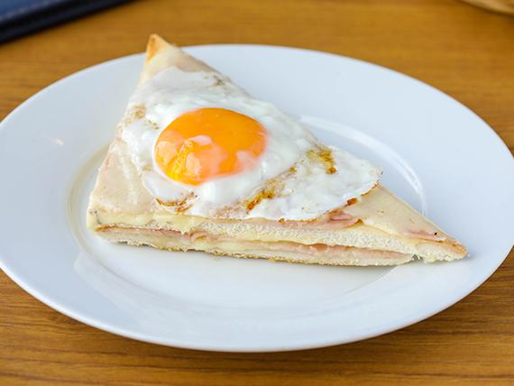 Sándwich caliente Tinkal