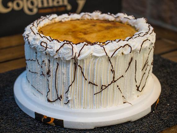 Torta quemada (16 porciones)
