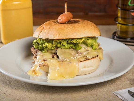 Sándwich especial Luco