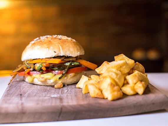 Sándwich be veggie