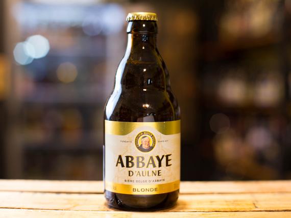 Cerveza Abbaye 330 ml