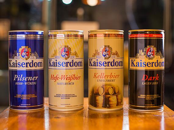 Cerveza Kaiserdom 1 L