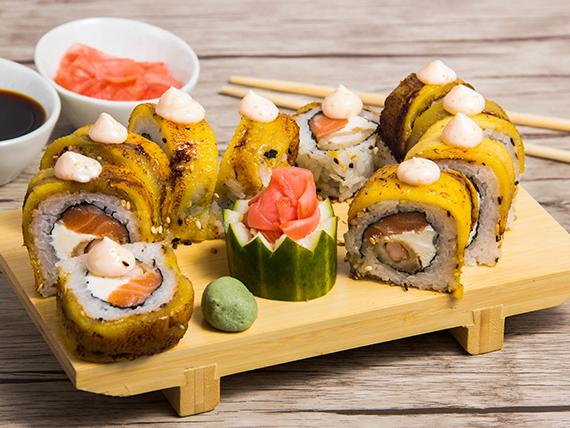 Kyoto roll (10 piezas)