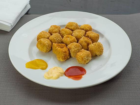 Pochoclos de pollo