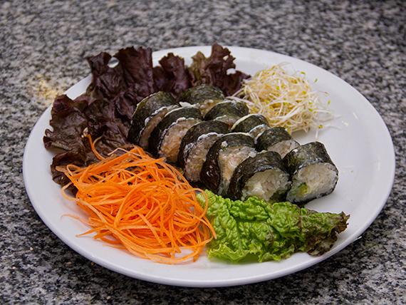 Shrimp Maki roll (10 piezas)