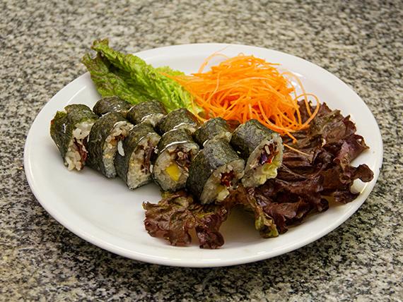 Veggie maki (10 piezas)