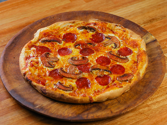 Pizza paprika Lovers