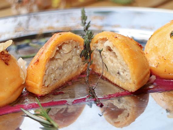 Pasta Buddhakiss hongos (pack 500 g)