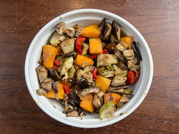 Mix de vegetales asados
