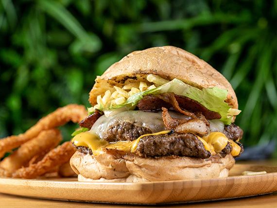 La bóveda burger